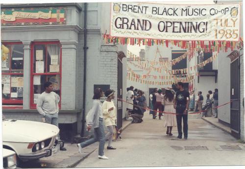 BBMC Grand Opening 1985